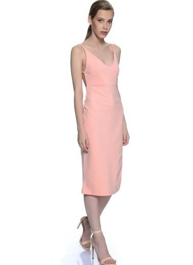 Mink Pink Elbise Pembe